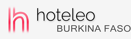Hotels in Burkina Faso - hoteleo